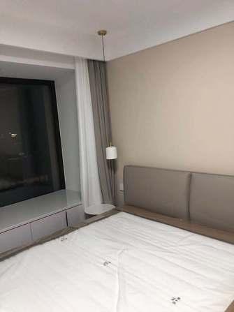 15-20万120平米三室一厅现代简约风格卧室欣赏图