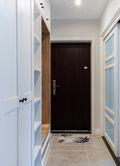 10-15万100平米公寓北欧风格走廊欣赏图