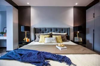 50平米小户型轻奢风格卧室图片