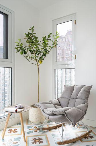 豪华型130平米三室两厅法式风格阳台效果图