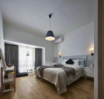 10-15万130平米三北欧风格卧室装修图片大全