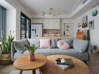 100平米三室一厅港式风格客厅图片