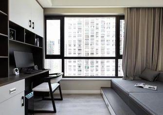 100平米三室两厅现代简约风格书房图片大全