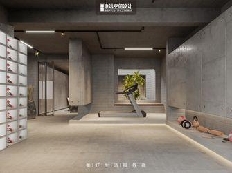20万以上140平米别墅工业风风格健身房欣赏图