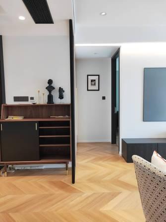 20万以上120平米三室一厅北欧风格玄关装修效果图