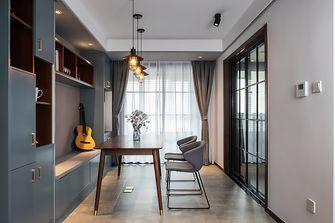 130平米四室一厅北欧风格餐厅装修效果图