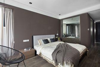 140平米四港式风格卧室设计图