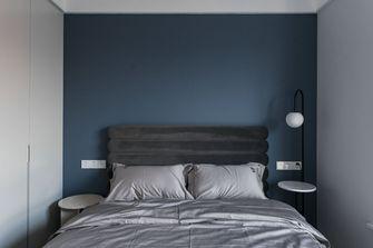 20万以上140平米复式北欧风格卧室效果图