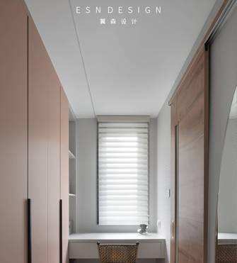 豪华型140平米四室两厅现代简约风格衣帽间欣赏图
