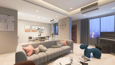 豪华型140平米四混搭风格客厅欣赏图