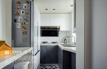 经济型70平米一室两厅北欧风格厨房设计图