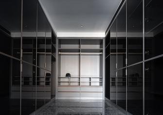 豪华型140平米三室两厅现代简约风格衣帽间装修效果图