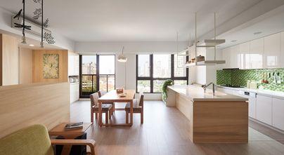 富裕型90平米三室一厅日式风格客厅设计图