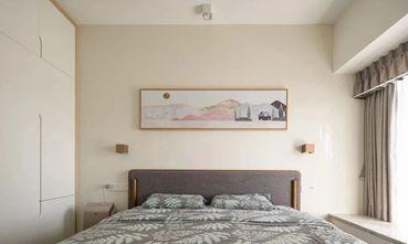 3-5万60平米北欧风格卧室装修案例