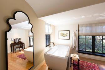 经济型90平米三室一厅地中海风格客厅装修案例