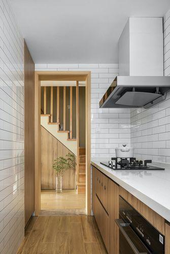 10-15万80平米复式日式风格厨房图片