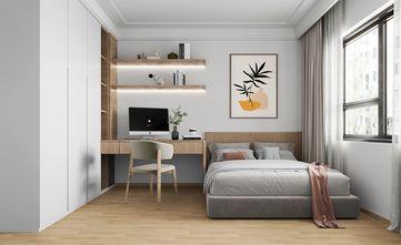 豪华型80平米日式风格卧室欣赏图