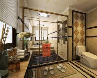 20万以上140平米别墅欧式风格卫生间图片大全