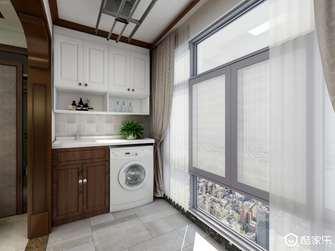 10-15万120平米四室两厅美式风格阳台装修效果图