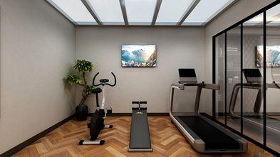 豪华型140平米复式中式风格健身房图片