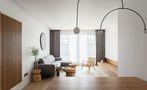 豪华型140平米三北欧风格客厅图片