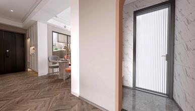 5-10万140平米三室两厅法式风格玄关装修案例