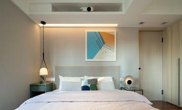 5-10万小户型现代简约风格卧室图