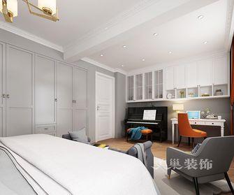 经济型120平米三欧式风格书房设计图