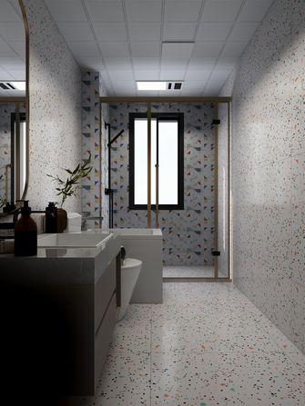20万以上140平米四室一厅轻奢风格卫生间装修案例