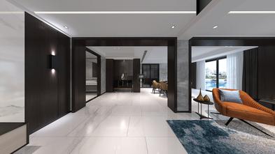 20万以上140平米复式现代简约风格走廊装修案例