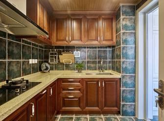 富裕型地中海风格厨房装修效果图