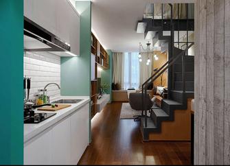70平米三现代简约风格厨房装修图片大全