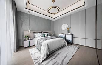 15-20万140平米三室两厅中式风格卧室欣赏图