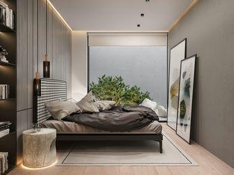 富裕型三现代简约风格卧室效果图