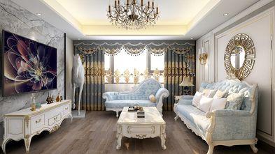 140平米四室两厅新古典风格客厅设计图