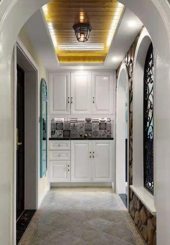 140平米三室两厅美式风格玄关效果图