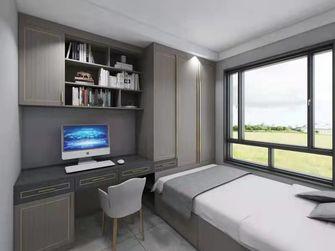 5-10万140平米四现代简约风格卧室图片大全