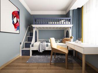 5-10万50平米现代简约风格青少年房装修图片大全