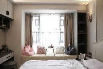 100平米三轻奢风格卧室设计图