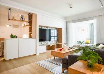 10-15万70平米日式风格客厅设计图