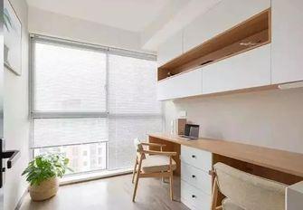 经济型80平米三日式风格书房欣赏图