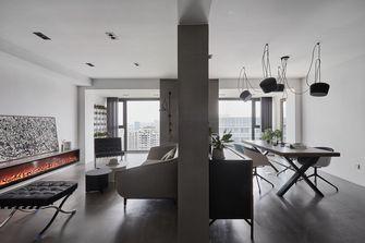 15-20万140平米四室两厅现代简约风格走廊图