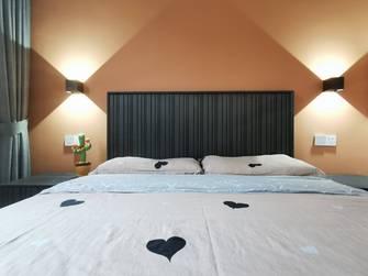 140平米四室四厅轻奢风格卧室图片