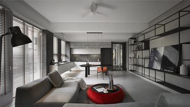 豪华型140平米复式港式风格客厅效果图