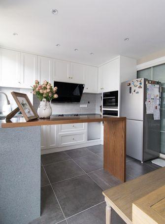 15-20万130平米四室一厅美式风格厨房装修图片大全