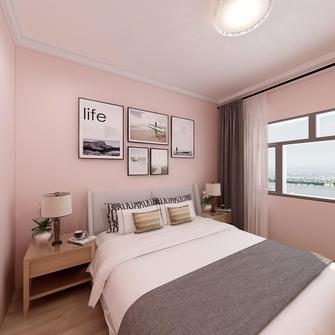 经济型北欧风格卧室装修效果图