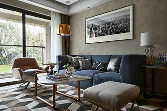 5-10万90平米三室一厅港式风格客厅图片
