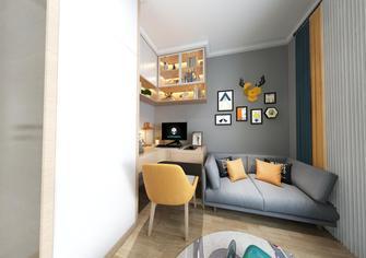 20万以上120平米四室两厅北欧风格储藏室装修案例