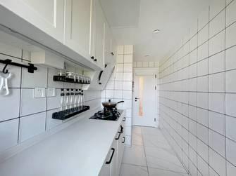 豪华型80平米混搭风格厨房设计图