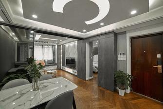 10-15万70平米公寓轻奢风格餐厅图片大全